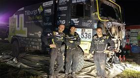 Foto de Los pilotos del Rally Dakar elogian las transmisiones Allison tras una dura y agotadora carrera de resistencia