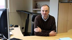 Foto de Entrevista a Jan Peter Engel, director general de Homag España Maquinaria