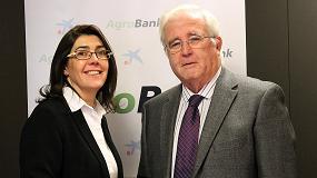 Foto de CaixaBank e Infaoliva firman un acuerdo para promover el acceso al crédito del sector del aceite de oliva