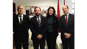 Foto de Asegre traslada las inquietudes del sector al nuevo director general de Medio Ambiente de la Comunidad de Madrid