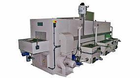 Picture of Cómo elegir la máquina o instalación de lavado y desengrase más adecuado