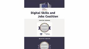 Foto de Asti es seleccionada por la Comisión Europea para formar parte de la 'Digital Skills and Jobs Coalition'