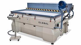 Foto de Global Vacuum Presses presenta su nueva gama de productos para el sector de polilaminado y termoplásticos