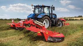 Foto de New Holland Agriculture concluye la adquisición de Kongskilde Agriculture
