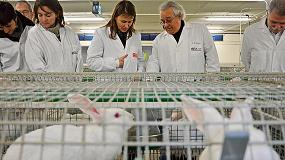 Foto de El IRTA acoge un encuentro entre la consellera Mertixell Serret y el sector cunícola