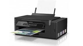 Foto de Epson renueva su gama de impresoras EcoTank con un diseño más compacto y mayor velocidad de impresión