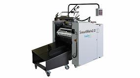 Foto de Tauler Laminating Tech muestra en Graphispag 2017 su maquinaria de plastificado para imprentas