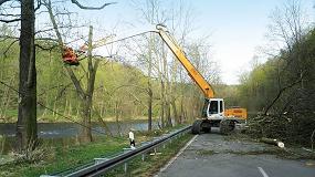 Picture of La mecanización de la poda en altura y desmontado de árboles