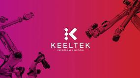 Foto de Keeltek, primer integrador oficial de Comau en España