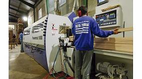 Foto de Molduras Alto Turia propone sus servicios para la carpintería y suelos de interior y exterior