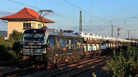 Foto de Siemens recibe un nuevo pedido de locomotoras Vectron para el corredor Alemania-Austria-Suiza-Italia