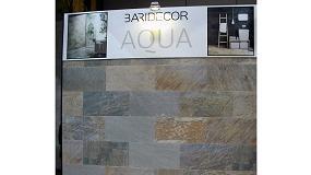 Foto de Bariperfil presenta Baridecor Aqua