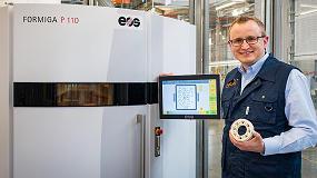 Foto de Piezas a medida de forma rápida con la impresión 3D por SLS