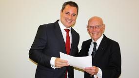 Foto de Saint-Gobain recibe el agradecimiento de Cruz Roja Española por su colaboración en la campaña navideña