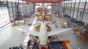 Foto de Eaton mejora la fiabilidad energética de los Airbus