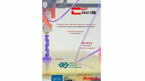 Foto de Los temas que darán forma a la jornada CEP Print3D
