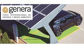 Foto de Autoconsumo integrado con la recarga del vehículo eléctrico, en Genera 2017