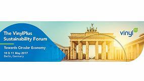 Picture of VinylPlus presenta un potente panel de expertos para VinylPlus Sustainability Forum 2017