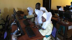 Foto de Henkel y Close the Gap se unen para combatir la brecha digital en África