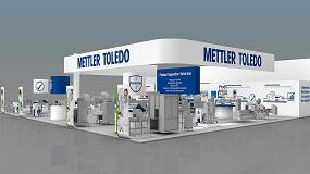 Foto de La división dedicada a la inspección de productos de Mettler Toledo muestra su tecnología en Interpack