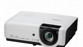 Foto de Canon presenta su nueva gama de proyectores multimedia