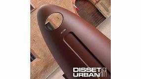 Picture of Disset Odiseo abre una nueva línea dedicada a mobiliario urbano y de interior