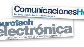 Foto de Eurofach Electrónica y Comunicaciones Hoy, nuevas cabeceras de Interempresas Media