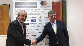 Picture of Mapei Spain, nuevo miembro de la Fundación Empresas IQS