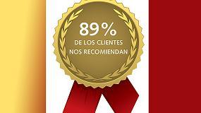 Picture of El 89% de sus clientes recomienda a Axelent