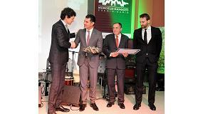 Foto de Metso es galardonado por el Gobierno Vasco por su contribución al desarrollo de la industria minera y la economía de la comunidad