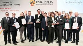 Foto de Grohe AG gana el Premio CSR del Gobierno Federal Alemán