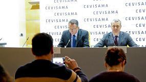 Foto de Cevisama crece un 18% en oferta y prevé superar los 15.000 visitantes extranjeros