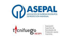 Foto de Asepal y Tecnifuego-Aespi firman un acuerdo de colaboración