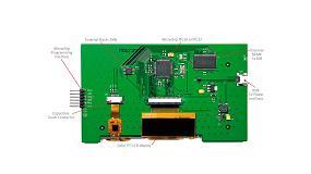Foto de Rutronik presenta displays TFT en embedded world