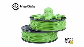Picture of Leon3D presenta Ingeo 3D850, el PLA de alta resolución para impresión 3D