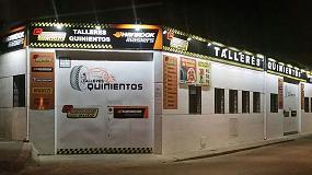 Foto de Talleres Quinientos, ganador de la edición Confortauto Premium 2017