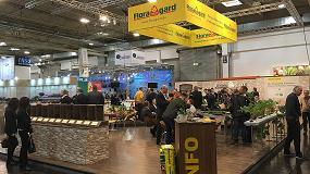 Foto de Floragard presente en la Feria IPM Essen