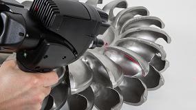 Foto de Nueva tecnología de escáner láser para sistemas de medición de brazo portátil