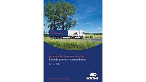 Picture of Ursa publica su nueva tarifa para 2017