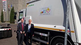 Picture of Residuos Sólidos Urbanos de Castilla La Mancha añade a su flota 22 vehículos equipados con Allison