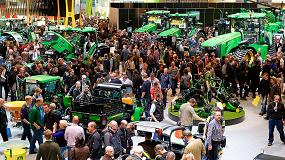 Foto de Gran demanda de expositores para Agritechnica 2017