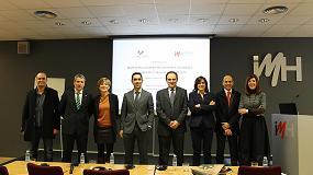 Foto de El IMH acoge por primera vez la defensa de una tesis doctoral en torno a la fabricación avanzada