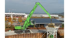 Picture of Máxima eficiencia energética en la manipulación de chatarra y en trabajos en puertos