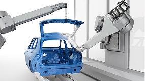 Foto de Dürr presenta robots de 7 ejes de alta movilidad compatibles con la Industria 4.0