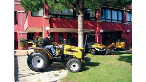 Fotografia de Les firmes JCB Ares verds i Gam Verda van organitzar un campionat de golf