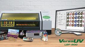 Foto de Roland DG presentará en Portugal Print la última tecnología en impresión digital