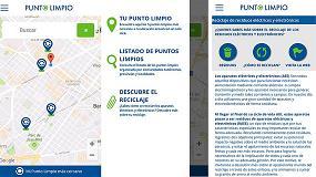 Picture of Ecotic lanza 'Punto Limpio' en versión app y web con más de 1.700 puntos de entrega de residuos electrónicos en toda España