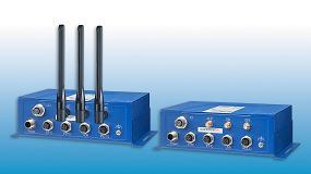 Foto de El router celular industrial de Belden ofrece conectividad inalámbrica de alta velocidad