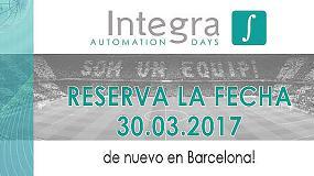 Foto de Barcelona vuelve a acoger los Integra Automation Days