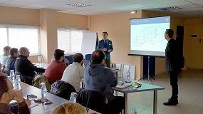 Foto de Hörmann organiza jornadas para distribuidores con el objetivo de mejorar los conocimientos de sus productos